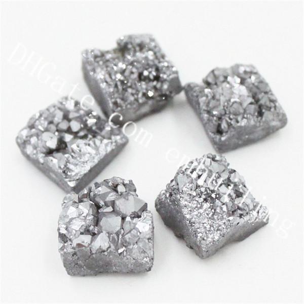 titanyum kaplı gümüş