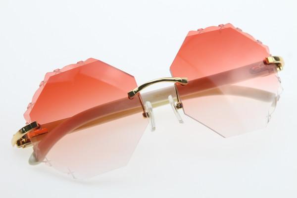 Altın Kırmızı Lens