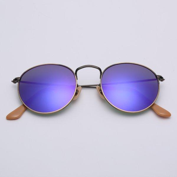 167 / 1M espelho de bronze violeta