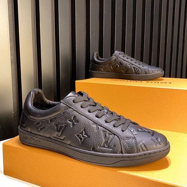Le scarpe casual piattaforma di moda di basket maschile aiuto basso superstar classiche di goffratura di lusso in pelle scarpe sportive di trasporto libero