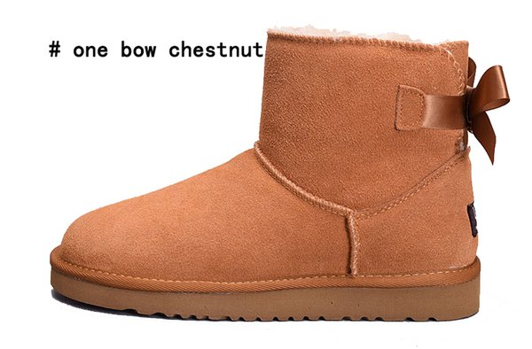 one bow chestnut