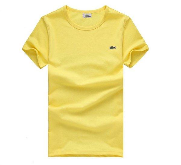 Die neueste Mode lässig Herren kurze Ärmel Herren lässige Mode T-Shirt Komfort heißen Stil heißen Stil 2019