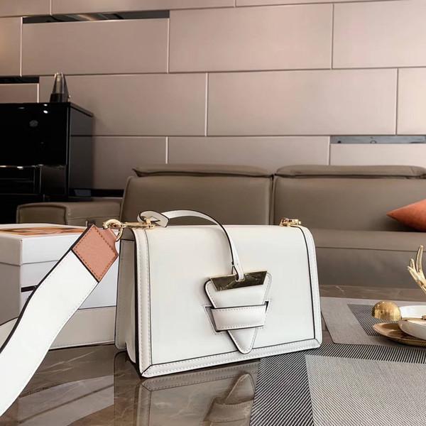 Grande taille Lady Femmes Sac Designer épaule luxe Cross Body Marque Sac à bandoulière 8 couleurs mode avec lettre Logo B100734Z