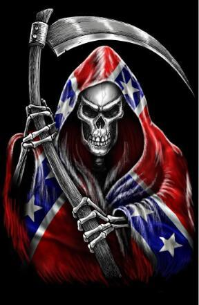 2019 150cm 90cm Confederate Skull Wallpaper Great Confederate Rebel Flag Banner 3 5ft Polyester Custom Banner Wall Hanging Decoration From Snow1314