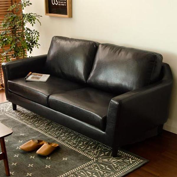 Acheter 2018 Nouveau Canapé Salon Moderne À La Mode En Cuir Simple Canapé  Canapé Combinaison De $100.51 Du Hangehanwen | DHgate.Com