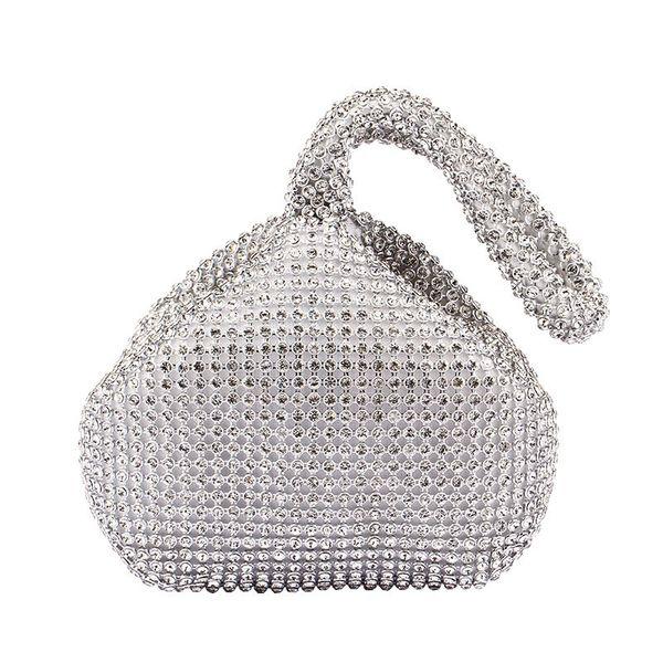 Gümüş çanta