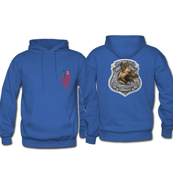 2019 Canine K9 War Dog Dropshipping Suppliers Usa Men Hoodies Sweatshirts  Smile Print Hip Hop Streetwear Clothing From Laorenstar, $41 1 | DHgate Com