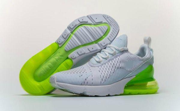 new product 14057 2e652 Women Designer Tennis 270 Lightweight Outdoor Fitness Sport Shoes Men Women  270 Safari Clay Green Midnight Navy Jogging Sneakers Shoe Sale Shoes Uk ...