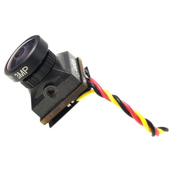 "Parts & Accessories CADDX Turbo EOS2 1/3"" CMOS NTSC/PAL 2.1mm FPV Camera CADDX Turbo EOS2 CMOS 2.1mm FPV Camera 1200TVL"