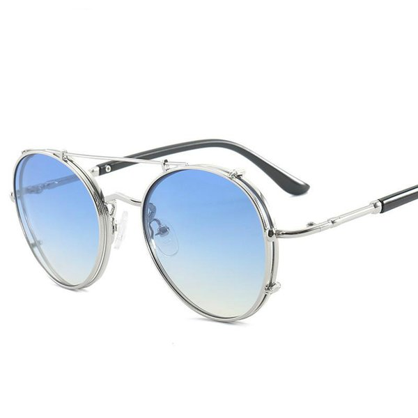 xiacaier round sunglasses women men goggles metal frame shades sun glasses female ladies glasses driver oculos vintage classic