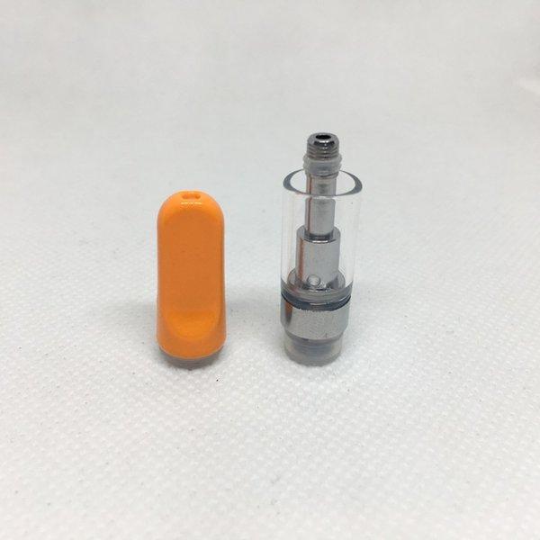 0.5ml Orange Tip in Foam