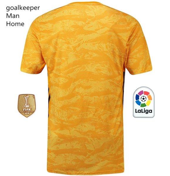 골키퍼 - 홈 + LaLiga + FI FA