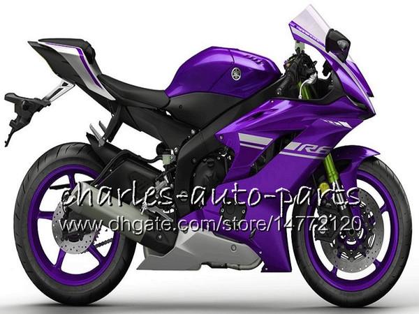 No. 18 Purple