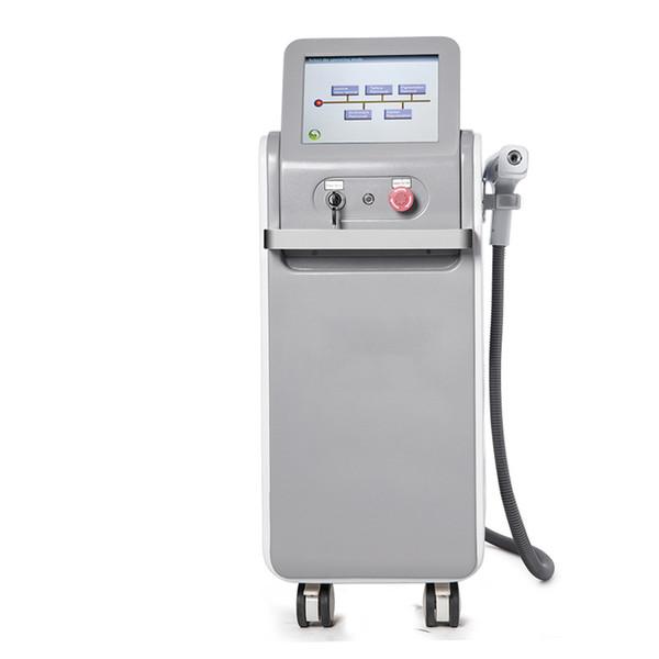 Новые TopQuality Nd YAG лазер красоты оборудование с 1064 532nm 1320nm для клиники и салона
