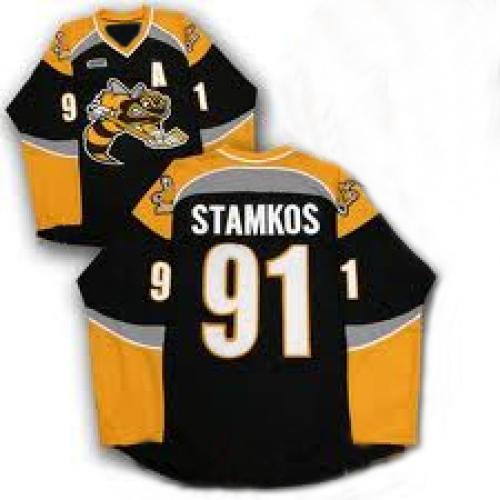 91 Steven Stamkos Siyah