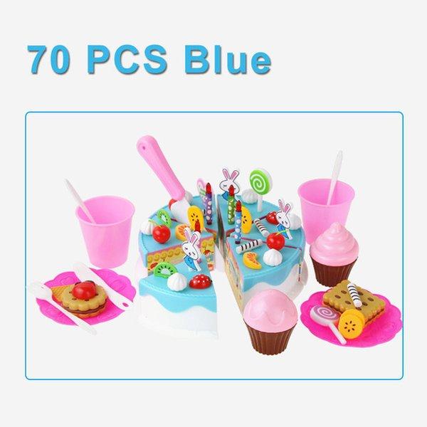Color:70PCS BLUE