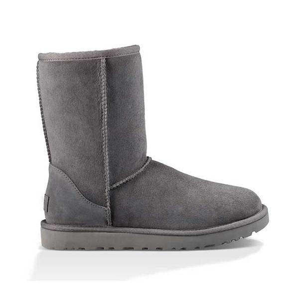 A12 Classic short Boot - Grey