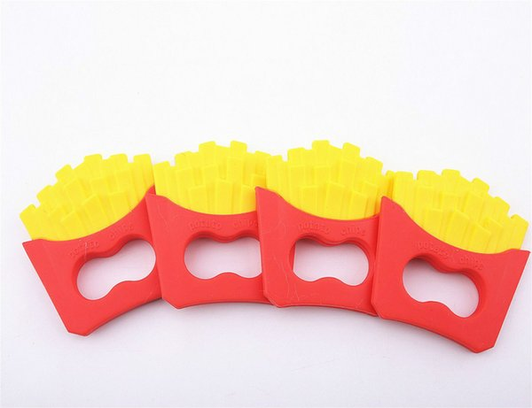 Baby Food Grade Silicone Teether Cute Animal Fries Party Chew Baby Baby Children Teeth Toys DIY Chewing Necklace Care Tools