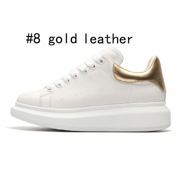 A8 Gold Leather