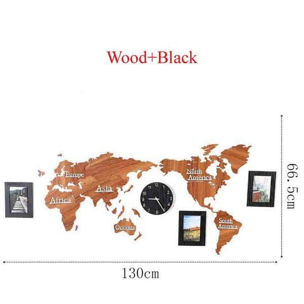 Holz + Schwarz