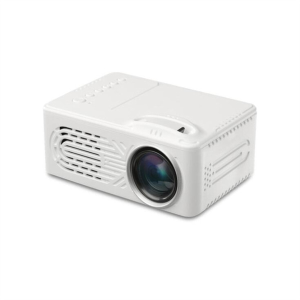 2019 RD-814 LED Mini Projector RD814 320 x 240 Home Cinema Theater Proyector Support 1080P Portable VS YG300 Perfect for Movie