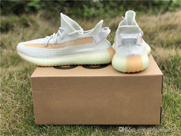 2019 New Originals Authentic Sply 350s V2 Hyperspace Grey True Form Clay Trfrm Kanye West Men Running Shoes Sneakers EG7490 EG7491 EG7492