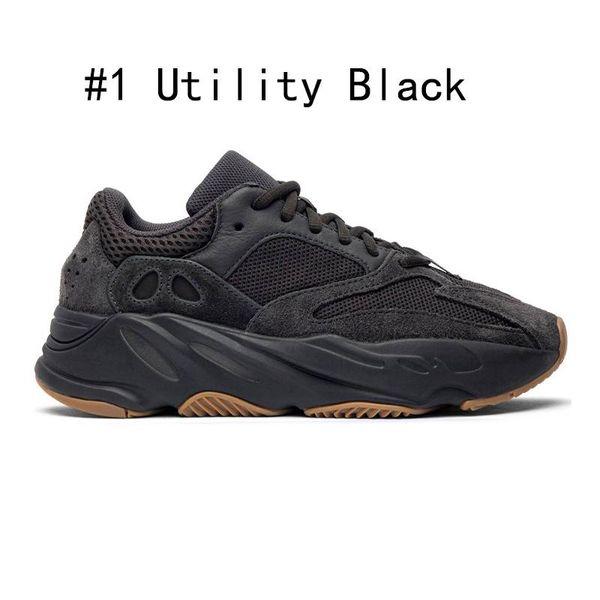 #1 Utility Black