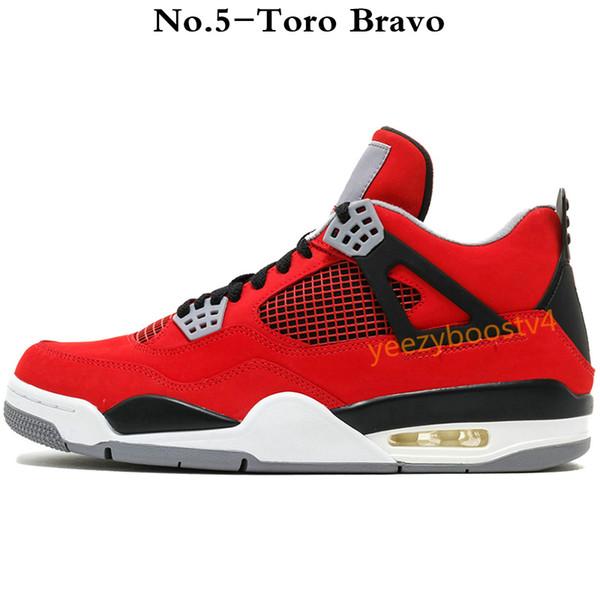 No.5 -Toro Bravo