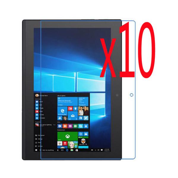 10pcs / lot LCD Clear Film Protecteur Films Protecteurs Film Protecteurs Pour Lenovo Miix 320 Miix 320-10ICR 10.1