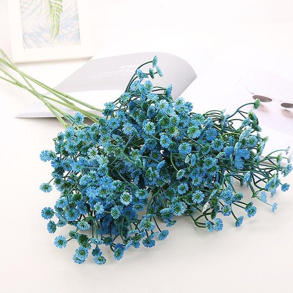 düğün ev için Yapay Sahte Çiçek Babysbreath Çiçek Düğün Dekorasyon DIY dekorasyon çiçek plastik