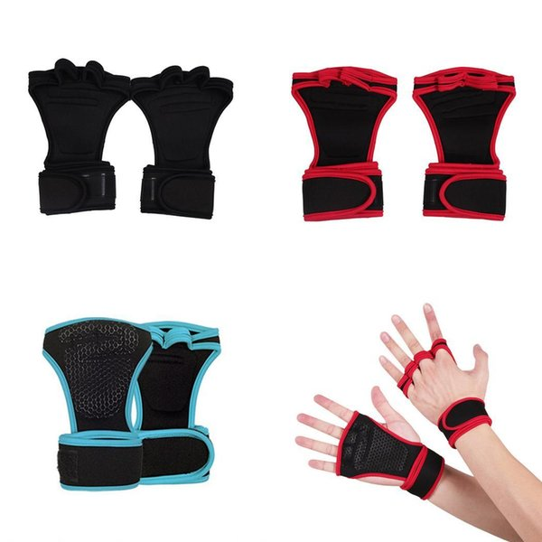 New Fashion Professional Wrist Wrap Training Übung Gewichtheben Fitness Handschuhe Fashion Weight Lifting Übung Handschuhe