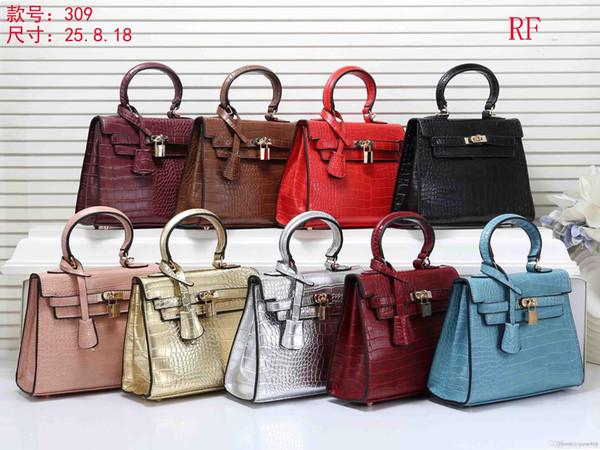 LMK 309 RF Beste preisqualität frauen Damen Einzel handtasche tote Schulter rucksack tasche geldbörse brieftasche MMMMMM