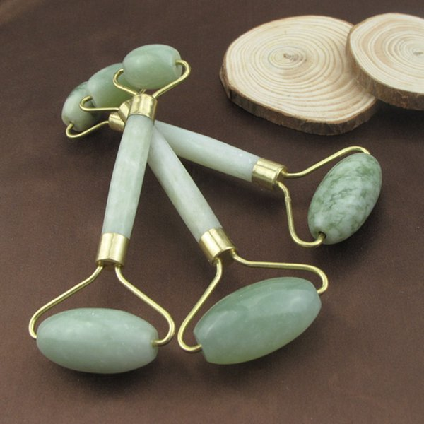 Natural facial beauty ma age tool jade roller face haper ma ager relaxation tool face ma ager jade roller rra848