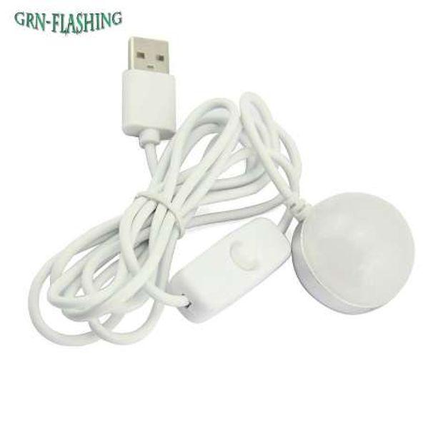 Compre Unids Para Portátil Powered Lectura Acampar 1 De De USB Luz De De De Libro Escritorio Noche De Emergencia La Mini Lámpara Con LED Techo VSMpqLUGz