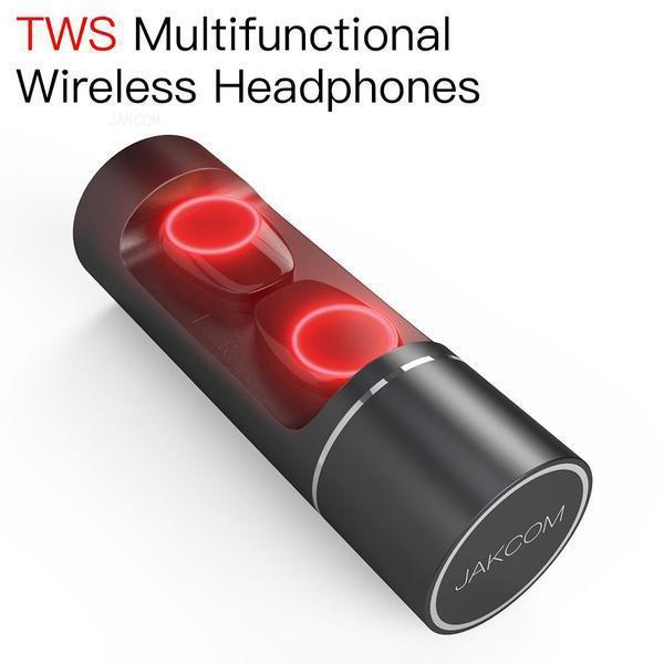 JAKCOM TWS Auriculares inalámbricos multifuncionales nuevos en auriculares Auriculares como Android 4g lte smartphone fone sem fio i11 tws