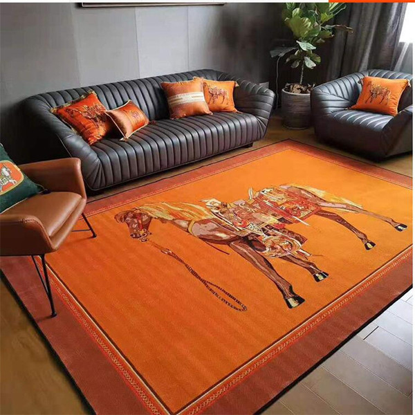 Luxury Brand Fashion Style Carpet High Quality Soft Hot Sale Carpets Home  Living Room Bedroom Decorative Floor Carpet Carpet Sales And Installation  ...
