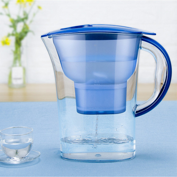 Beijamei 2019 Manufacturer Water Pitcher Household Kitchen Activated Carbon Filter Kettle Portable Water Purifier Pot Price