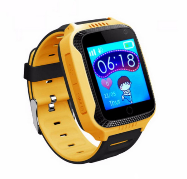 Baby Watch Q528 Strong upgrade Q529 GPS Children Smart Watch With Camera Flashlight SOS Call Location Device Tracker for Kid Safe PK Q100