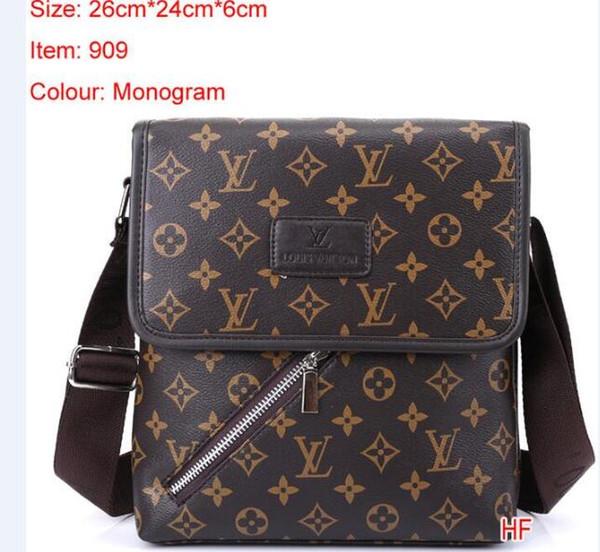 Moda Bolsas homens Totes Bolsas Top Grade Senhora elegante Shoulder Bag Cruz Clutch Corpo Bolsas Recreação da carteira bolsa