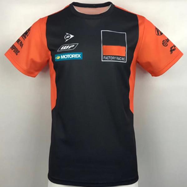 Wholesale 2019 Motocross abschüssiges T-Shirt, das Teamt-shirt Fahrrad-Radfahrenfahrradmotorradhemd Q läuft