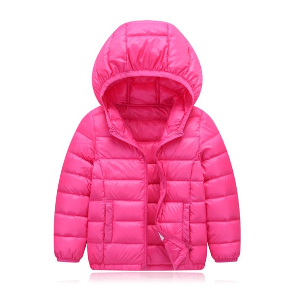 good quality 2019 winter children boys down parkas fashion hoodies thick warm coat kids sweatershirt clothing bebe outerwear jackets