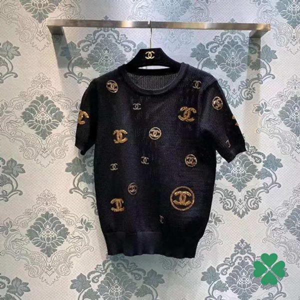 Maglietta estiva per le donne Maglietta con lettere Animal Printted Moda manica corta Lady T-shirt Casual Top Abbigliamento 2 Colori M-XL