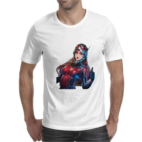 Iron Man Captain Ant-Man Marvel Superhero Summer Plus Size Loose O-NECK Modal Short Sleeve Shirt Men Fashion Casual T A193291