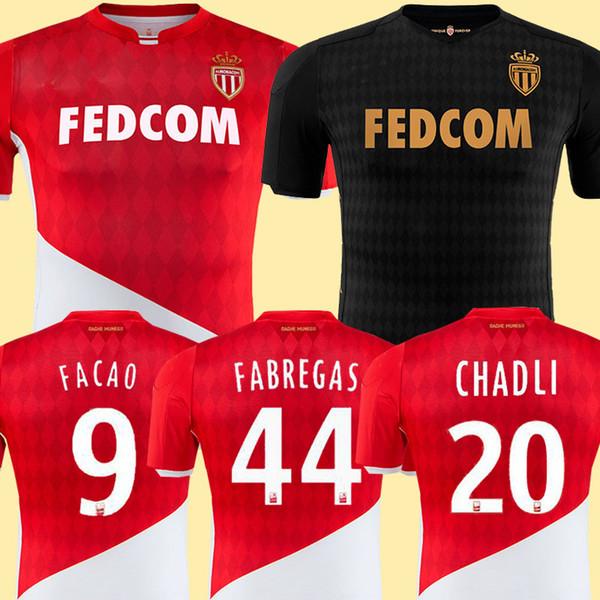 19 20 Maillot de football de Monaco 2019 2020 maillot de foot