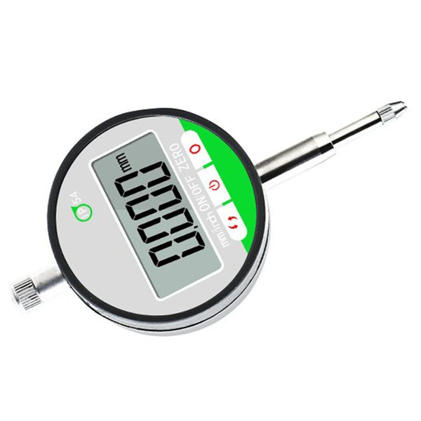 best selling Freeshipping Ip54 Oil-Proof Digital Micrometer 0.001Mm Electronic Micrometer Metric Inch 0-12.7Mm  0.5 Inch Precision Dial Indicator Gauge