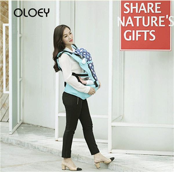 Ergonomic Baby Carrier Waist Stool Four Seasons Multi-function Universal Adjustable Baby Holder Travel Artifact Stuff