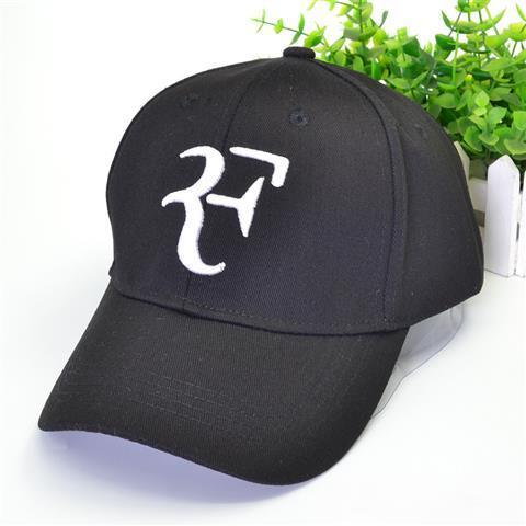 Высокое качество мужчины и женщины генерал Федерер теннис гуру шляпа хлопок шапка Спорт футбол баскетбол бейсболка Солнце шляпа