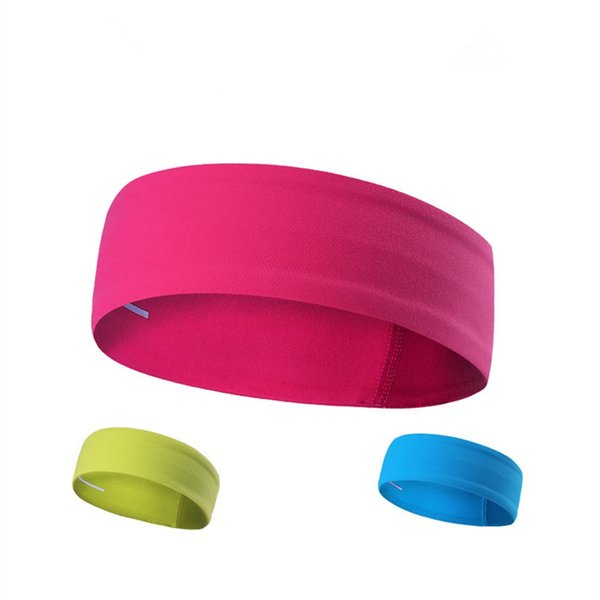 New Wide Sports Headband Stretch Elastic Yoga Running Headwrap Hair Band Wholesale For Dropshipping JH-C-A11-03 #72207