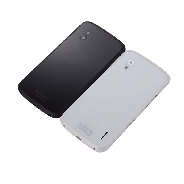 New Battery Glass Door Cover Back Housing + NFC Antenna for LG Nexus 4 E960 Back Glass Battery