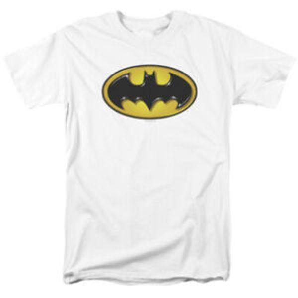 Wholesale Airbrush Bat Symbol Wholesale Licensed T Shirt